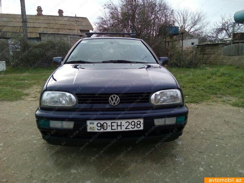 Volkswagen Golf 2.0(lt) 1997 Подержанный  $2590