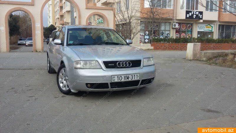 Audi A6 2.4(lt) 2001 Подержанный  $4480