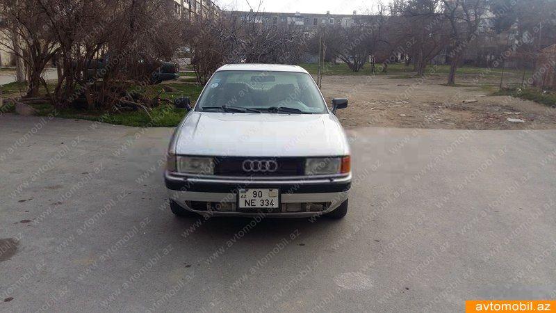 Audi 80 1.6(lt) 1990 Подержанный  $1360