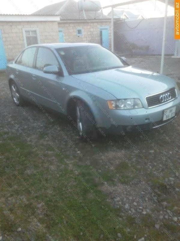 Audi A4 1.8(lt) 2003 Подержанный  $5250
