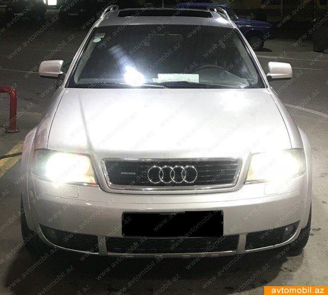 Audi A6 Allroad 2.7(lt) 2001 Подержанный  $4130