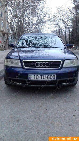 Audi A6 2.4(lt) 1999 Подержанный  $5310