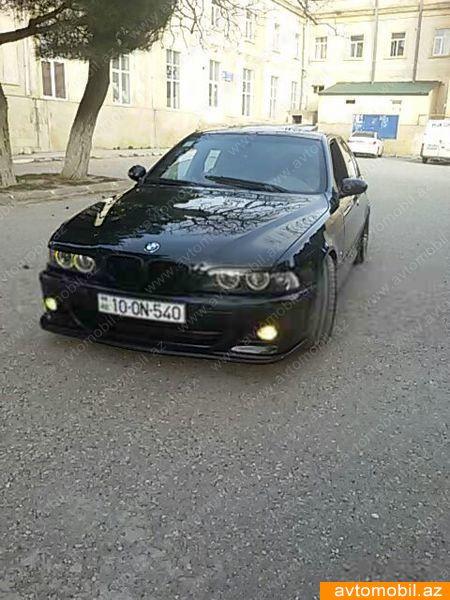 BMW 540 4.4(lt) 2002 Подержанный  $10620