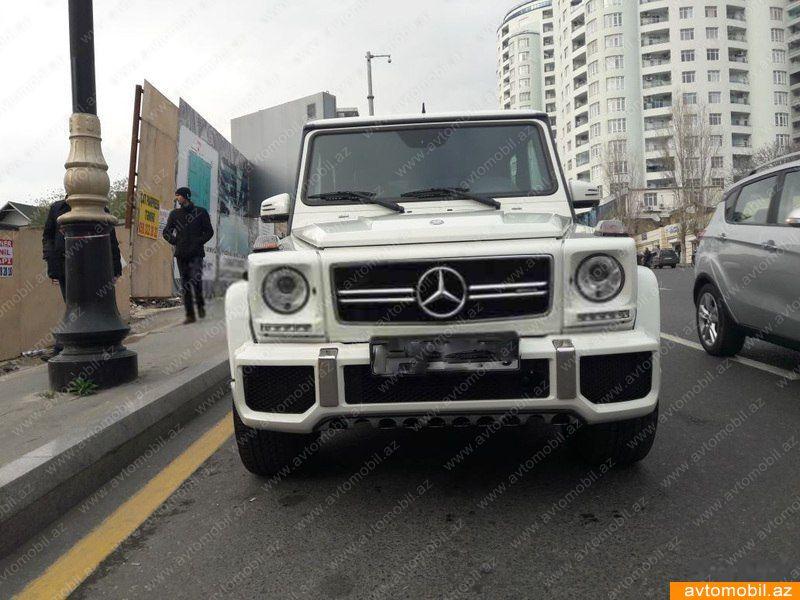 Mercedes-Benz G 63 AMG 5.5(lt) 2012 Second hand  $100000