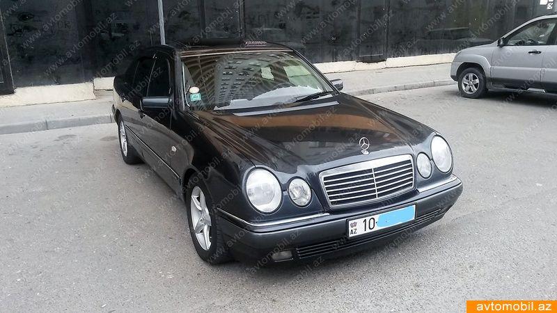 Mercedes benz e 240 elegance urgent sale second hand 1998 for Mercedes benz 6500