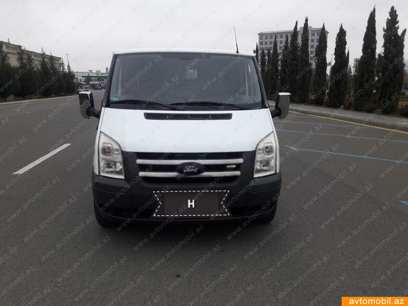 Ford Transit 2.4(lt) 2007 Second hand  $11510