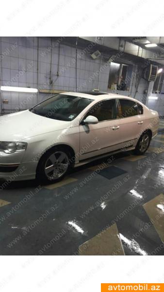 Volkswagen Passat 2.0(lt) 2008 İkinci əl  $6900