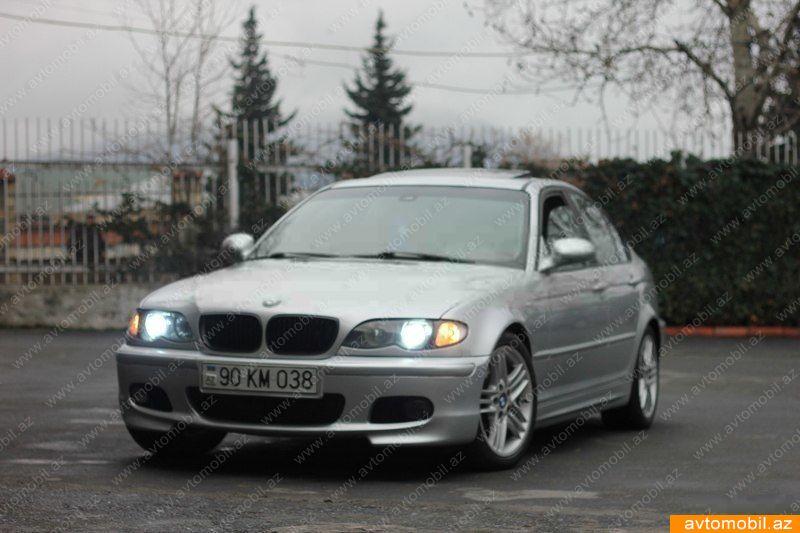 BMW 325 2.5(lt) 2003 Подержанный  $7380