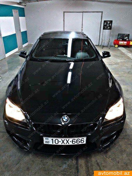 BMW 650 5.0(lt) 2014 Подержанный  $60000