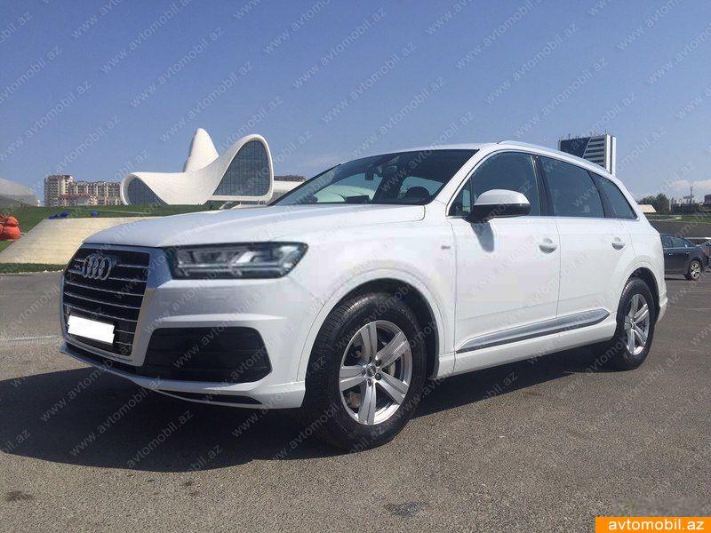 Audi Q7 3.0(lt) 2015 Подержанный  $57000