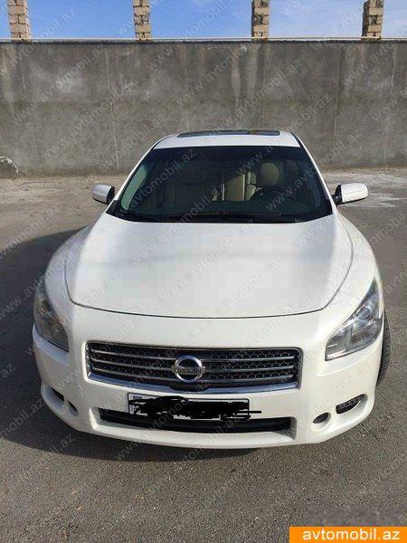 Nissan Maxima 3.5(lt) 2010 Подержанный  $14160