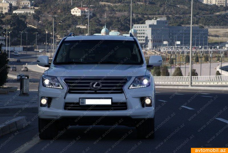 Lexus LX 570 5.7(lt) 2013 İkinci əl  $77000