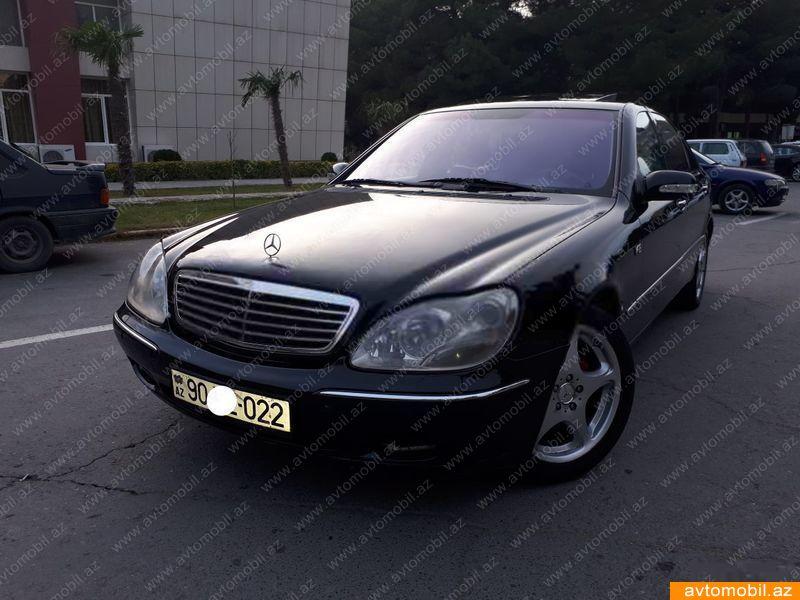 Mercedes-Benz S 430 4.3(lt) 2000 Second hand  $5840