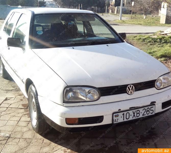 Volkswagen Golf 1.9(lt) 1996 Подержанный  $2600