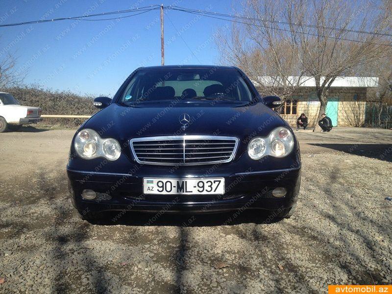 Mercedes-Benz C 240 2.6(lt) 2000 Подержанный  $11000