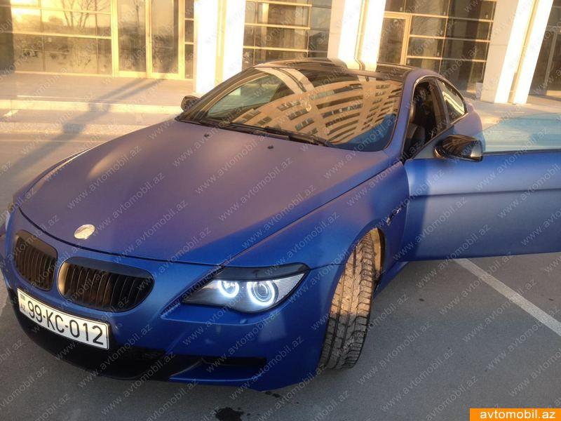 BMW 650 4.8(lt) 2006 Подержанный  $21760