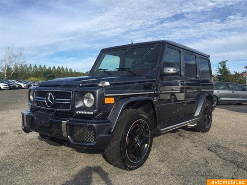 Mercedes-Benz G 63 AMG 5.5(lt) 2014 Подержанный  $20000