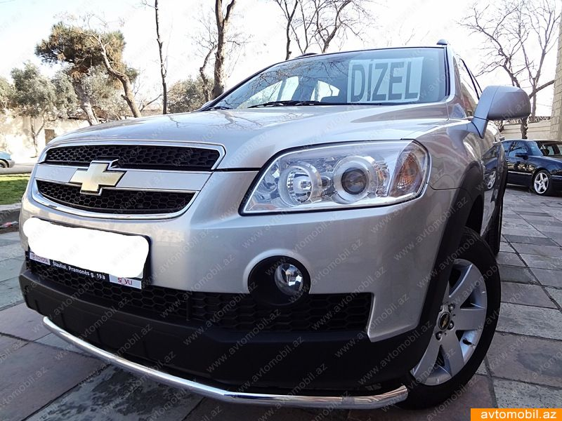 Chevrolet Captiva 2.0(lt) 2008 Second hand  $12000