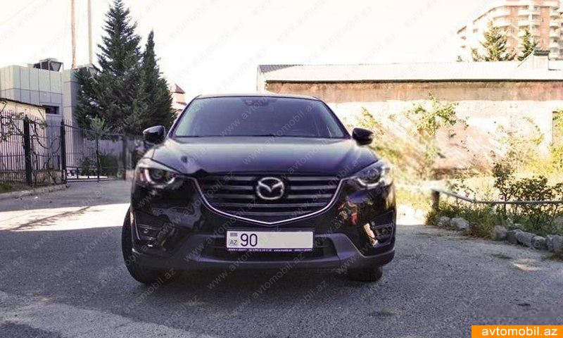 Mazda CX-5 2.0(lt) 2015 Second hand  $23900