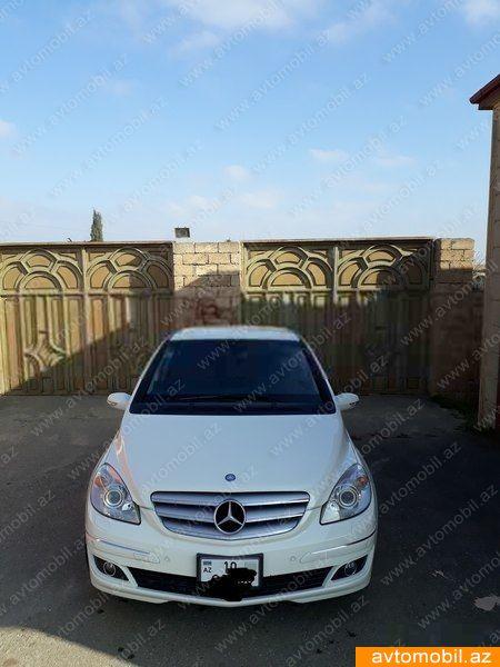 Mercedes-Benz B 200 2.0(lt) 2006 İkinci əl  $7300