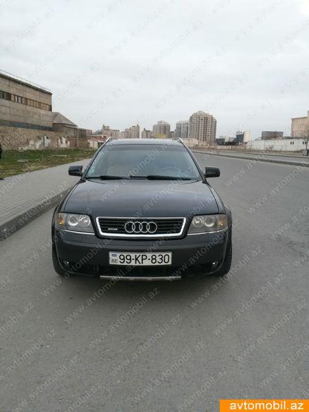 Audi A6 Allroad 2.7(lt) 2004 Подержанный  $7950