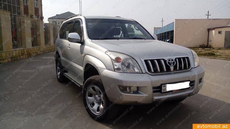 Toyota Prado 3.0(lt) 2004 Подержанный  $24000