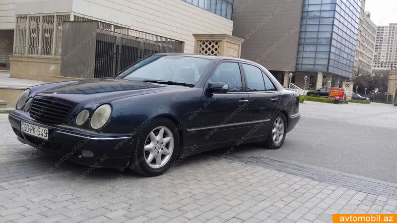 Mercedes-Benz C 320 3.2(lt) 1999 Second hand  $20000