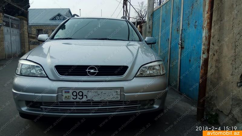 Opel Astra 1.8(lt) 1998 Подержанный  $4400