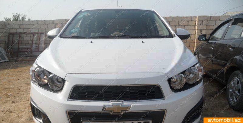 Chevrolet Aveo 1.4(lt) 2011 Подержанный  $12000