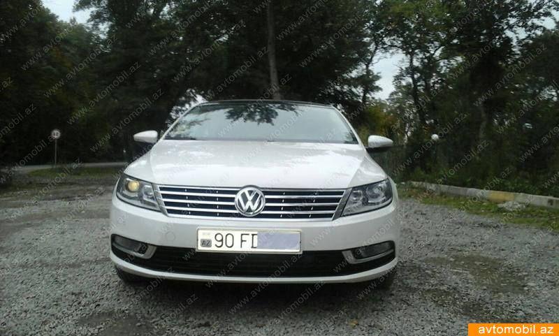 Volkswagen Passat CC 1.8(lt) 2012 Подержанный  $15600