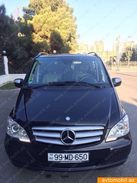 Mercedes-Benz Viano 3.0(lt) 2013 Подержанный  $36000