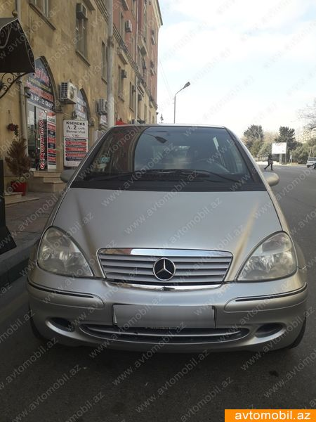Mercedes-Benz A 160 1.6(lt) 2001 Second hand  $3700