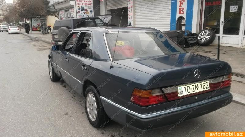 Mercedes benz e 200 second hand 1992 4000 diesel for Mercedes benz second hand cars