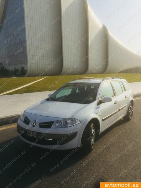 Renault Megane 1.5(lt) 2008 Подержанный  $7310