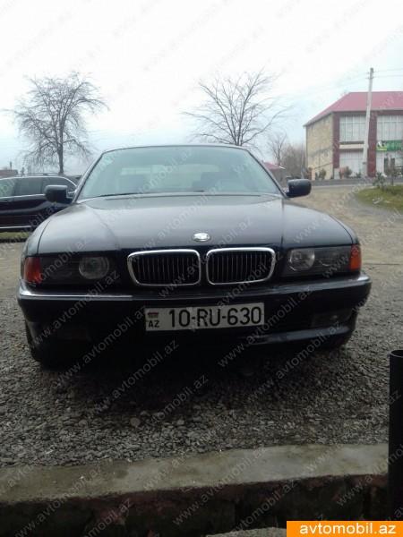 BMW 728 2.8(lt) 1996 İkinci əl  $8000