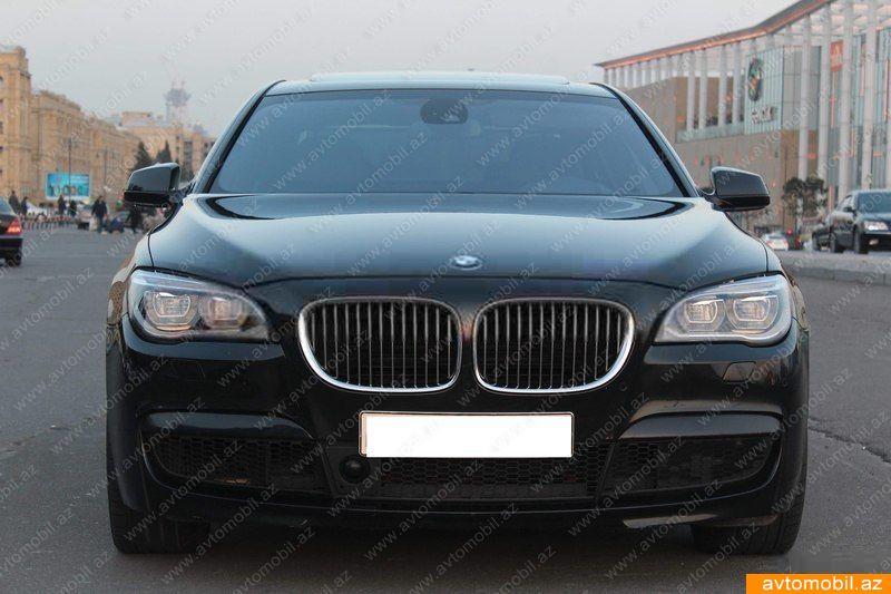 BMW 750 4.4(lt) 2010 Подержанный  $38500