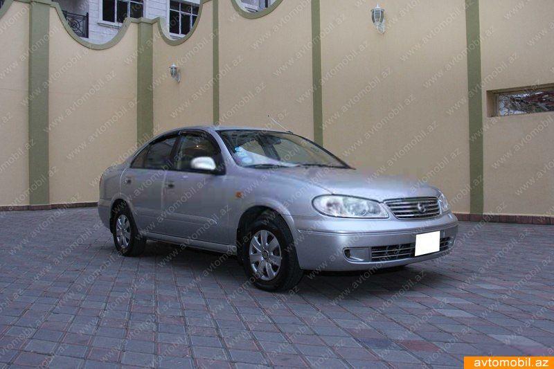 Nissan Sunny 1.3(lt) 2007 Подержанный  $6110
