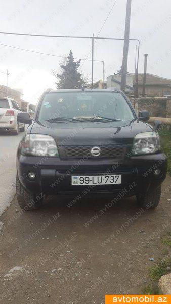 Nissan X-Trail 2.0(lt) 2005 Подержанный  $7380