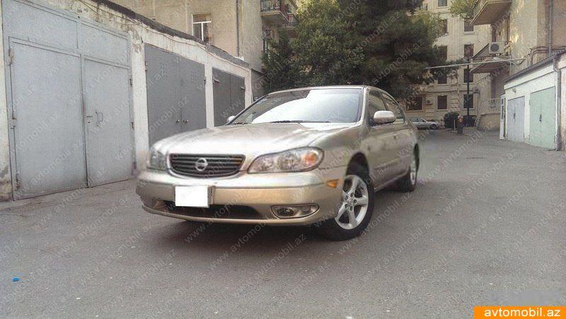 Nissan Maxima 3.0(lt) 2004 Подержанный  $5900