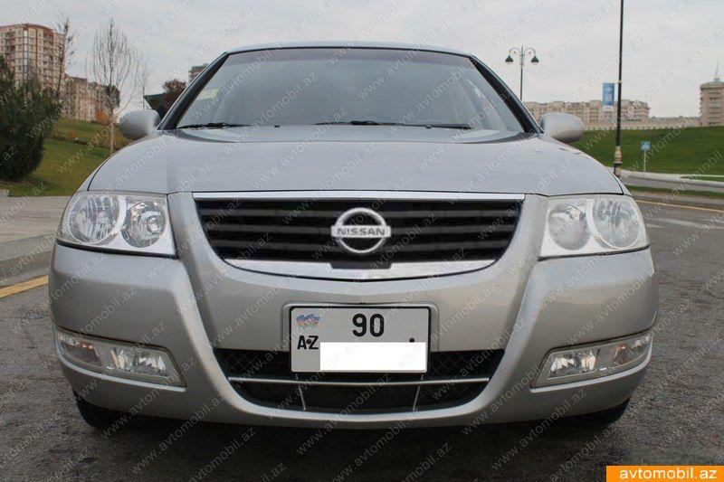Nissan Sunny 1.6(lt) 2008 Подержанный  $7550