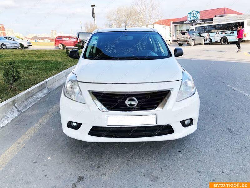 Nissan Sunny 1.5(lt) 2013 İkinci əl  $7490