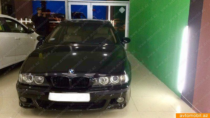 BMW 540 4.4(lt) 2002 Подержанный  $7610