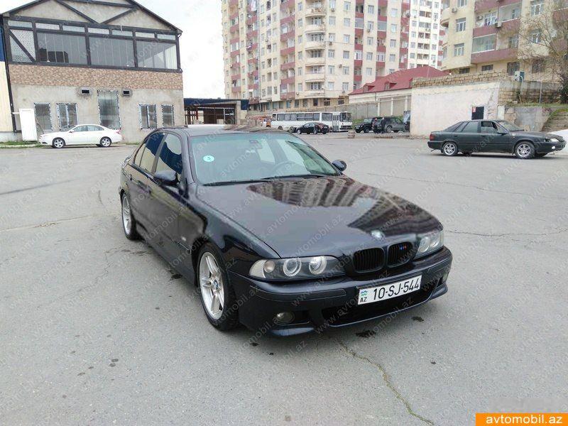 BMW 540 4.4(lt) 1998 Подержанный  $7970