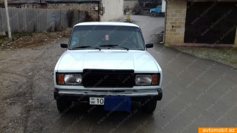 VAZ 2107 1.5(lt) 1985 İkinci əl  $1300