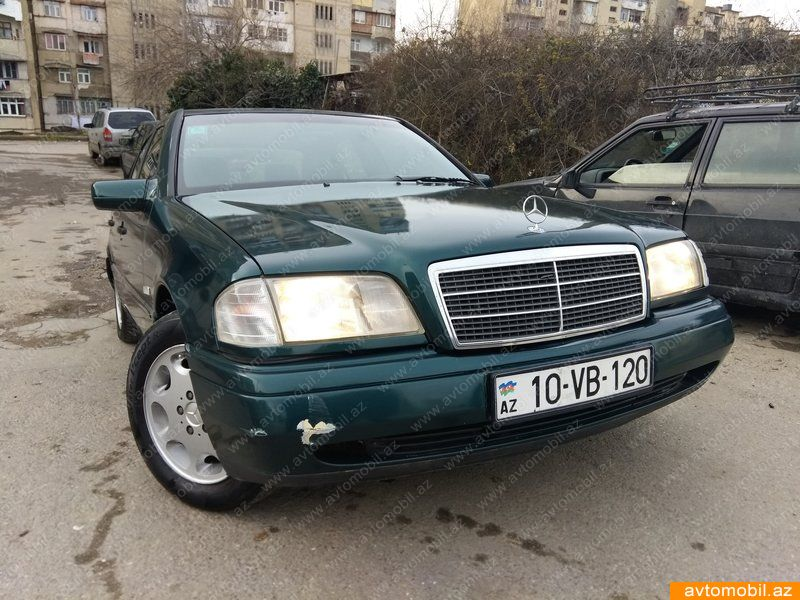 Mercedes-Benz C 180 1.8(lt) 1995 İkinci əl  $4000