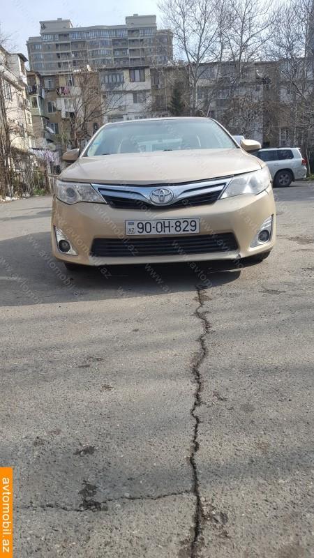 Toyota Camry 2.5(lt) 2011 Подержанный  $13800