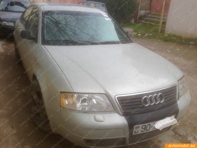Audi A6 2.8(lt) 1998 Подержанный  $2700