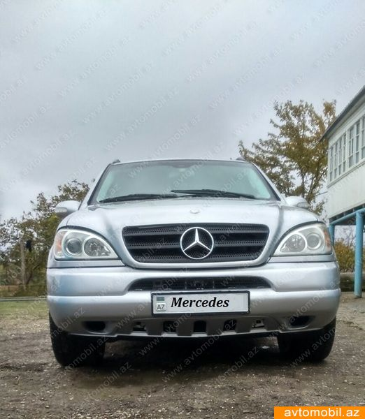 Mercedes-Benz ML 320 3.2(lt) 2002 İkinci əl  $7060