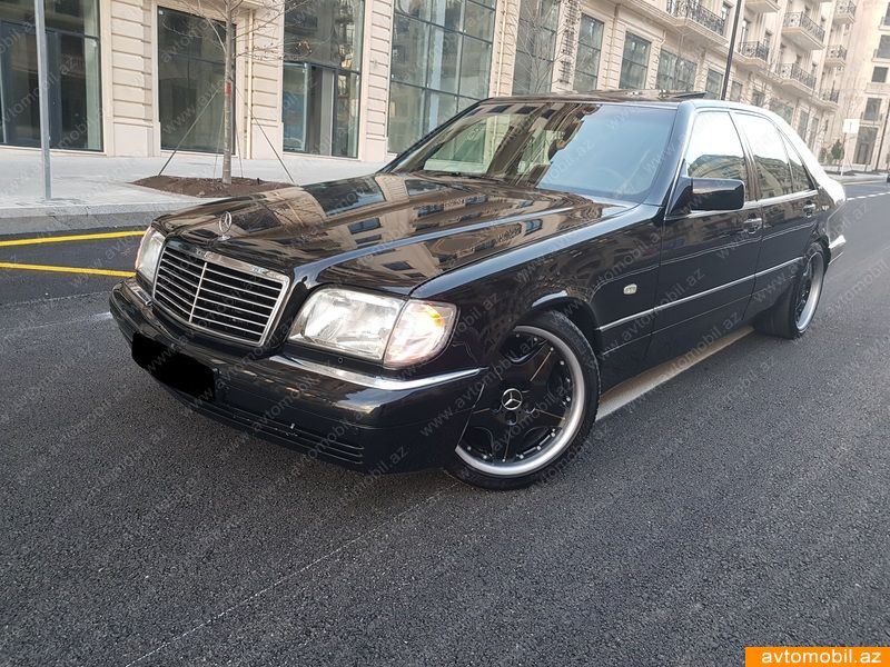 Mercedes-Benz S 320 3.2(lt) 1995 İkinci əl  $8900