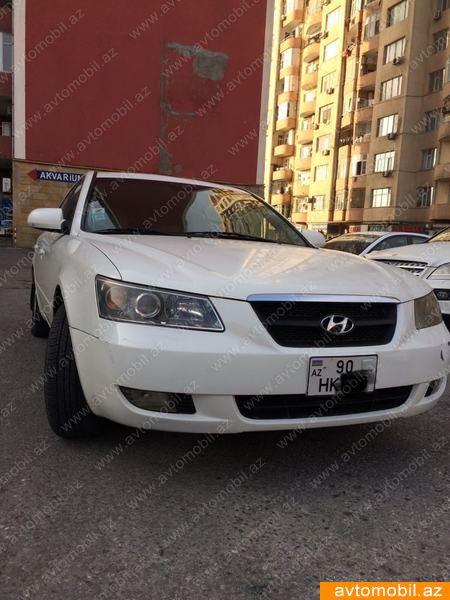 Hyundai Sonata 2.4(lt) 2006 İkinci əl  $12800